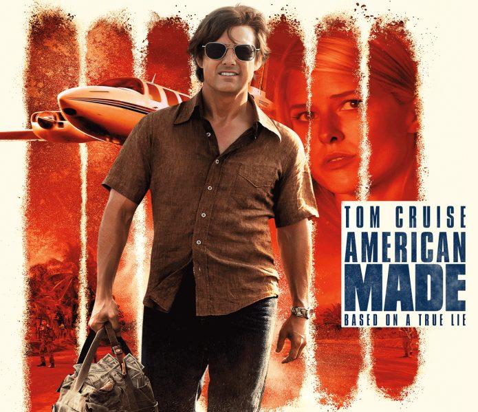 10f86ca0f1 Film Review  American Made (2017) – Second City Cinema
