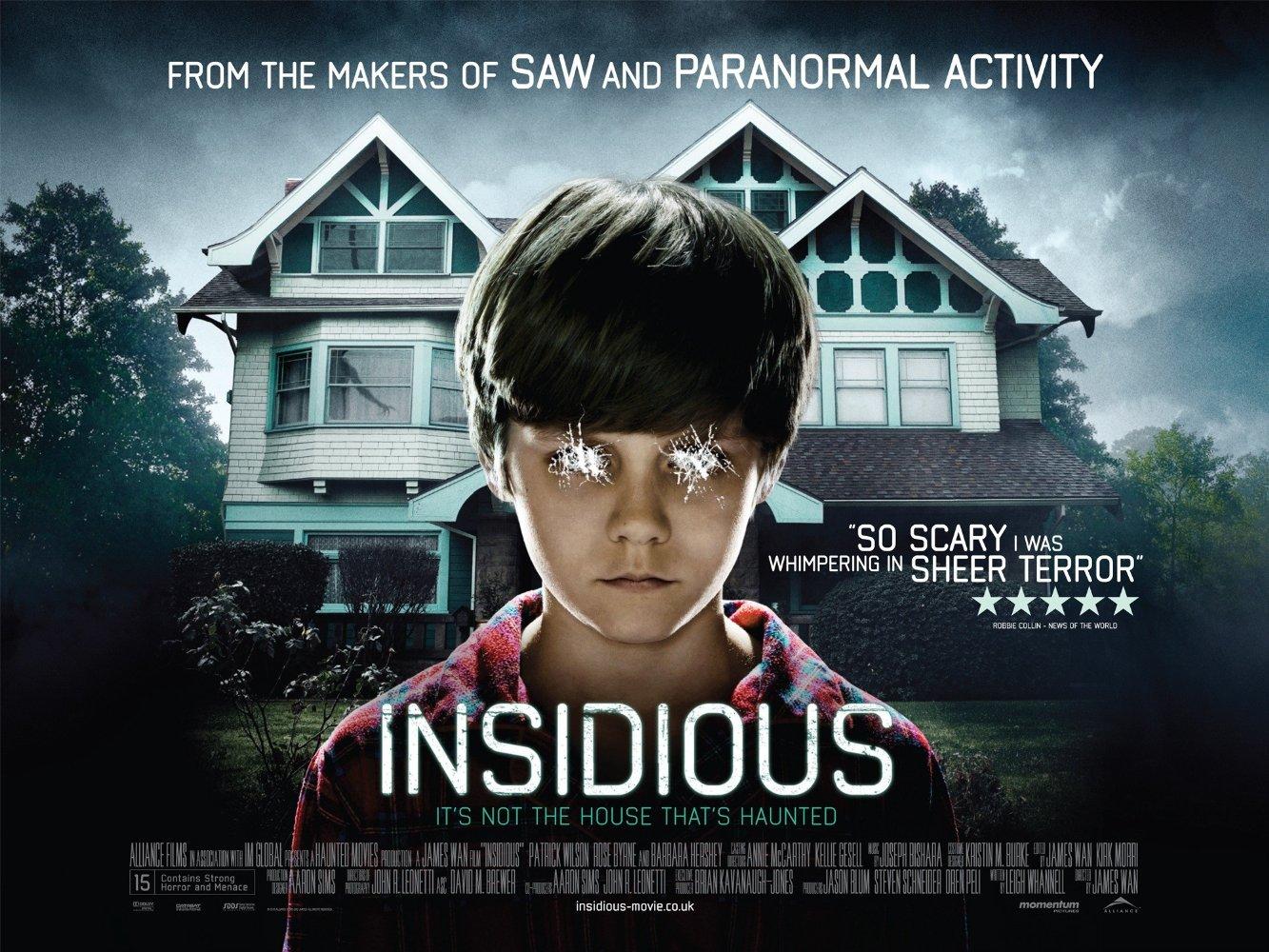 insidious film review