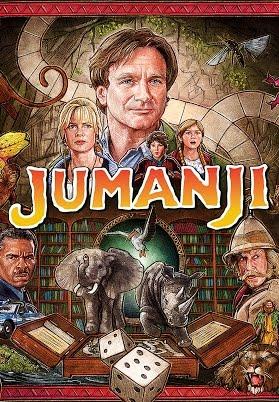 Resultado de imagem para jumanji 1995