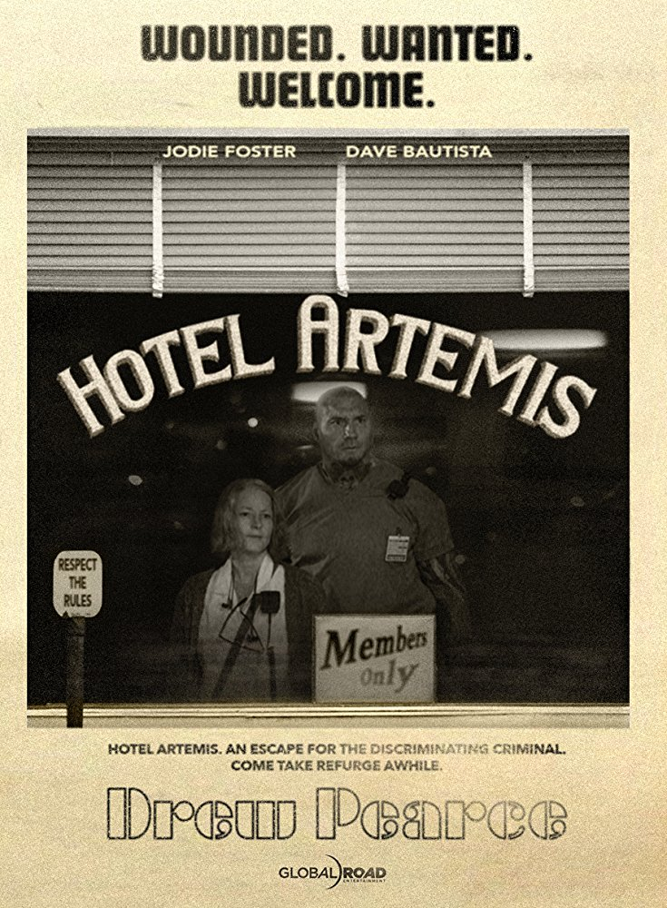 Hotel Artemis, 1