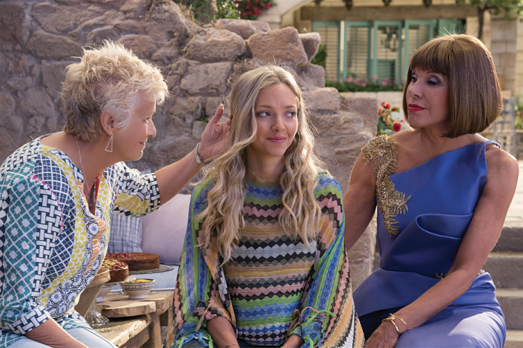 Mamma Mia! Here We Go Again, 2