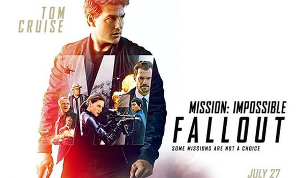 Resultado de imagem para mission impossible fallout poster