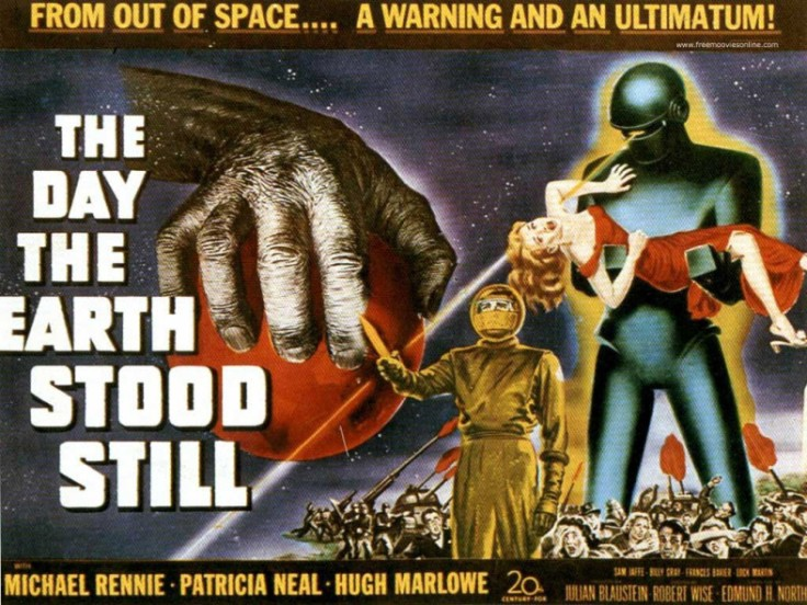 The Day the Earth Stood Still, 1