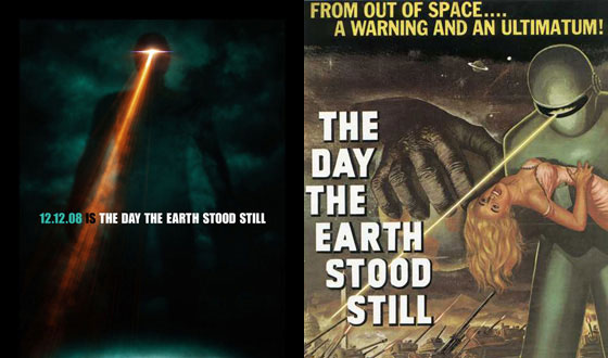 The Day the Earth Stood Still, 5