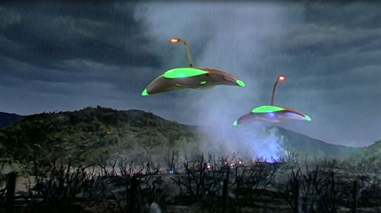 The War of the Worlds, 2