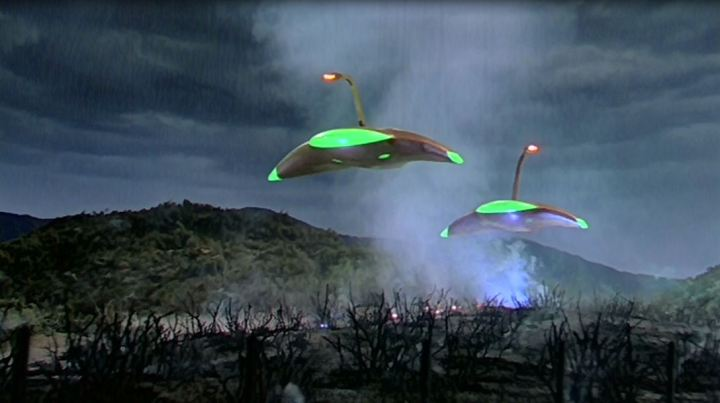 War of the Worlds, 4