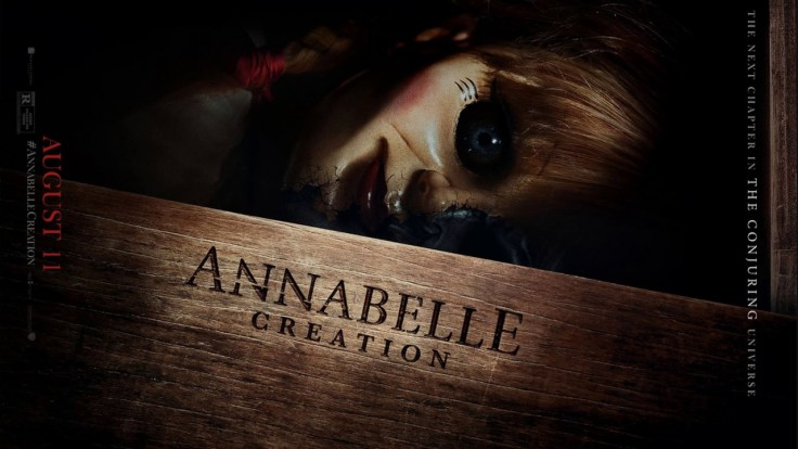 Annabelle, Creation.jpg