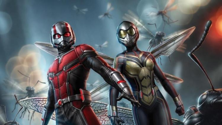Ant-Man and the Wasp, 1