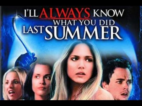 I'll Always Know What You Did Last Summer, 1