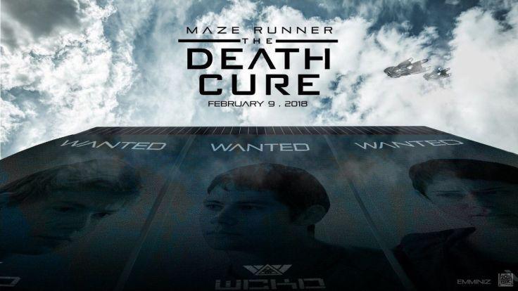 Maze Runner, The Death Cure.jpg