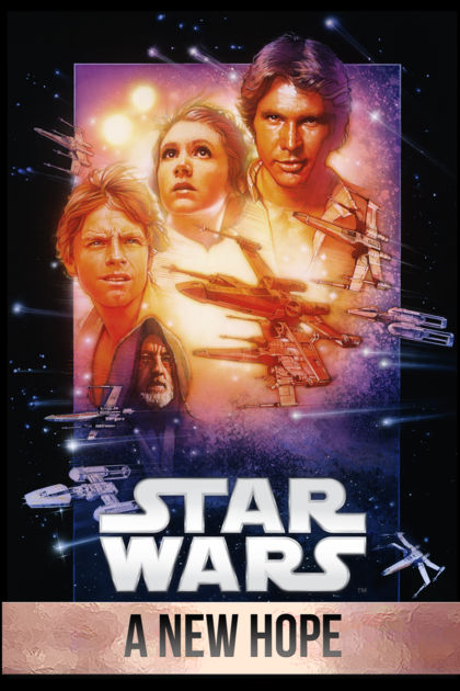 Star Wars IV - A New Hope