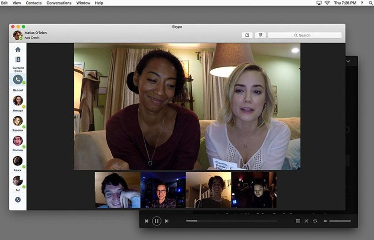 Unfriended, Dark Web 2