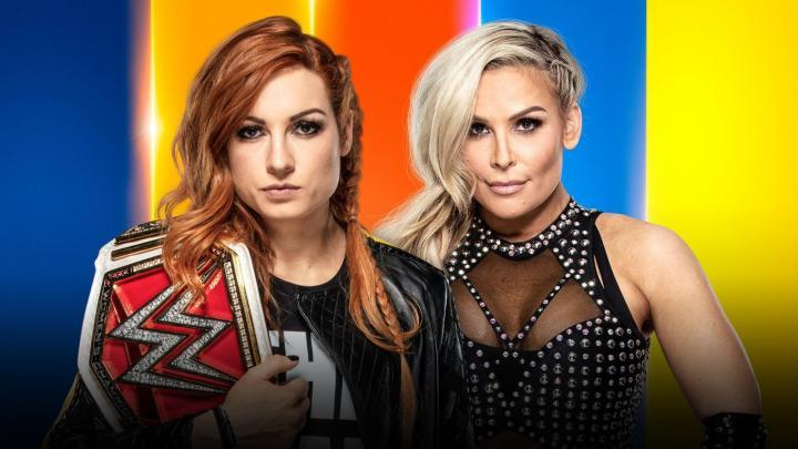 Becky v Natalya