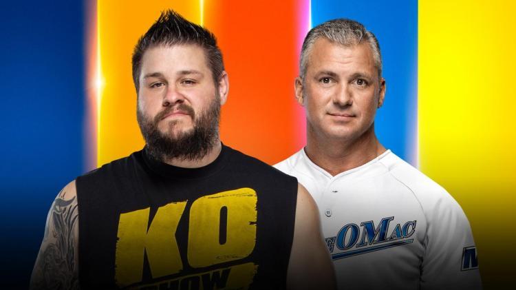 Kevin v Shane