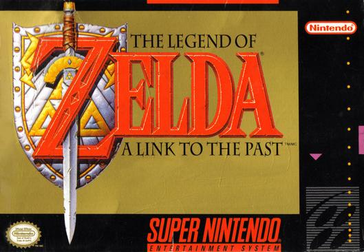 Zelda, A Link to the Past